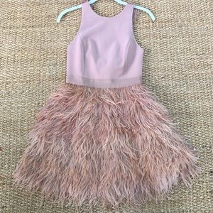 New with tags, never worn feather dress!